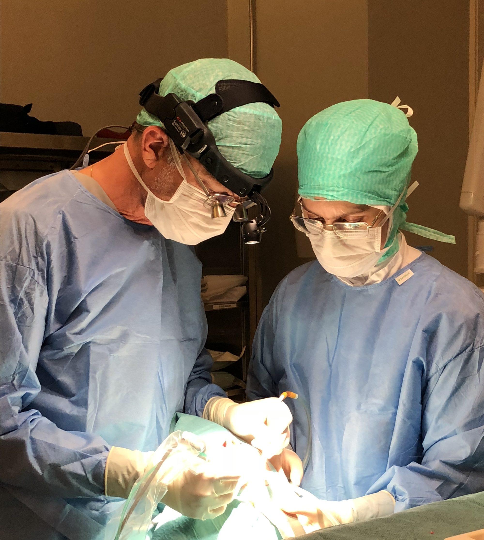 Käkkirurgiska sektionen för Operationstandsköterskor